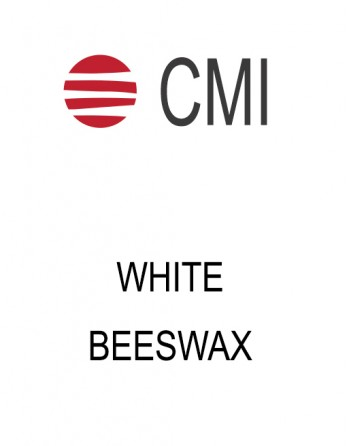 White candle beeswax - CMI