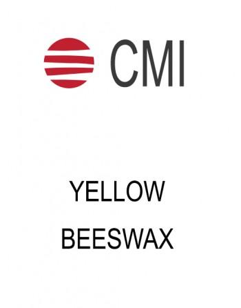 Yellow candle beeswax - CMI