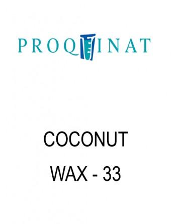 Coconut wax - Proquinat 33