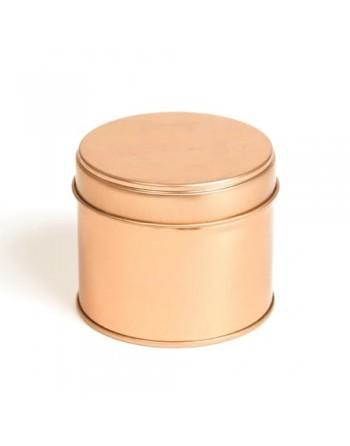 Candle Tin - 100 ml - rose...
