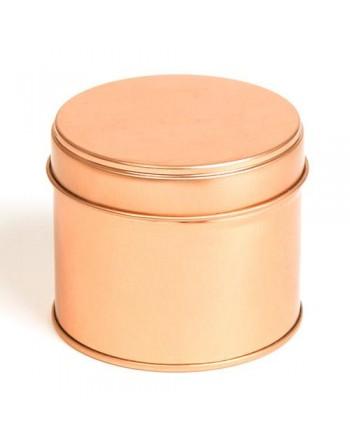 Candle Tin - 250 ml - rose...
